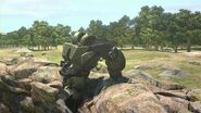 Armada screenshot Bulkhead climbs in hole
