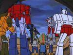 Heavy Metal War Devastator versus Halonix Maximus