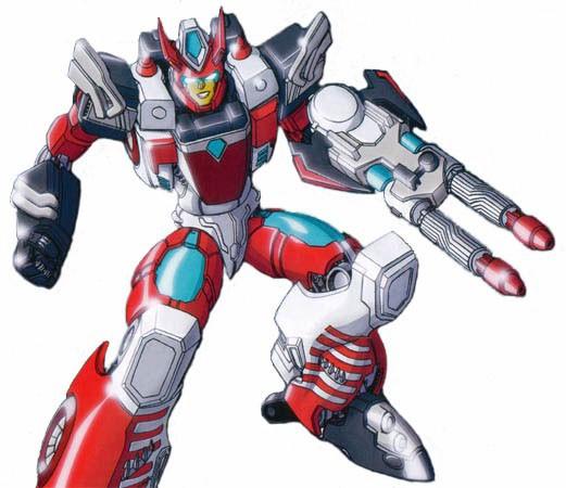 Takara Transformers Galaxy Force Cybertron GC-10 Nitro Convoy Override Figure