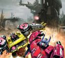 Transformers: Fall of Cybertron (комикс)