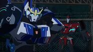 As the Kospego commands! Strongarm point Sideswipe