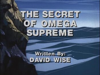 Secret of Omega Supreme title shot