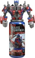 Optimus prime bubblebath
