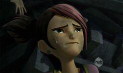 Rock bottom screenshot Miko cry