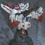 AFX ArmoredJetfire bust