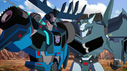 Steeljaw and Thunderhoof (Combiner Force (2))