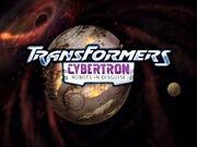 Transformers Cybertron Logo