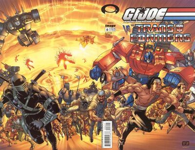 GI Joe vs Transformers 6b