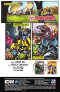 Robots in Disguise Ausgabe 3 Seite 1