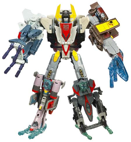 Superion Transformers