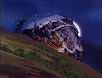 UltimateDoom2 Cybertron Earth