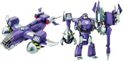 Lugnut animated toy