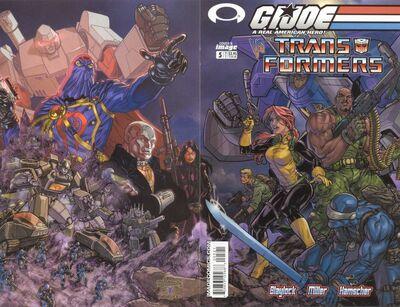 GI Joe vs Transformers 5b