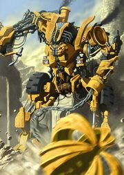 Revenge of The Fallen Scrapper Robot Mode