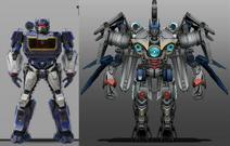 Cybertronian soundwave comparison