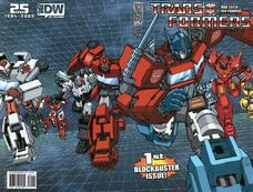 Transformers: Ongoing (IDW)