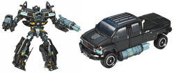 Movie Ironhide PremiumVoyager toy