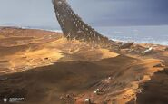Transformers 5 Concept Art Namibia Horn