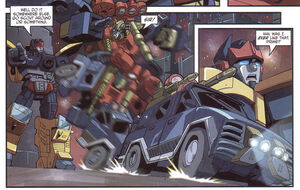 Hot Shot (Armada) | Teletraan I: The Transformers Wiki | FANDOM