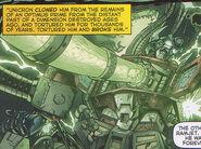 Optimus Prime clone Balancing Act