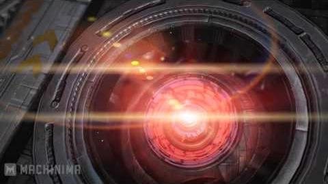 Transformers Fall of Cybertron Metroplex Trailer HD