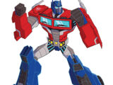 Optimus Prime (Cyberverse)