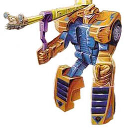 G2 Gobots cardart
