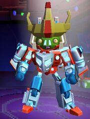 Angry Birds Transformers Energon Starscream Features