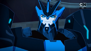Cyclonus in his disguise
