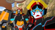 Drift and Windblade