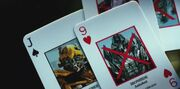 Transformers Age of Extinction Autobot Cards