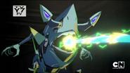 Ragebyte shooting electricity