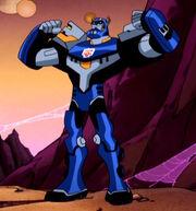 Animated Sentinel Prime