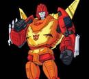 Hot Rod/Rodimus Prime