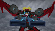 Windblade Ready for Fire.