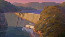 350px-TrueColors Crown River Dam