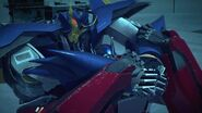 Triangulation Optimus vs Dreadwing