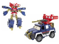 E ironhide toy