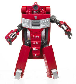 Highline robot
