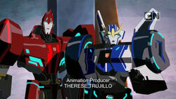 Transformers RID 2015 Strongarm question