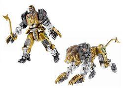 Leobreaker toy