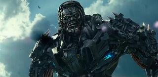 Lockdown invasion Prime (AOE)