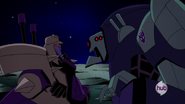 Lugnut and Blitzwing in the Moon