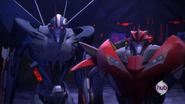 Starscream & Knock Out