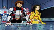 Arcee, Misha, Signal Flare and Kicker