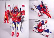 G1 StarSaber toy