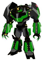 Grimlock (Robots in Disguise)