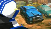 Robots in Disguise Episode 2 Strongarm Scanning