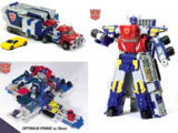 Optimus Prime (Unicron Trilogy)/toys