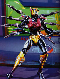 TM2 Blackarachnia